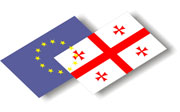 EU-Georgia-flag