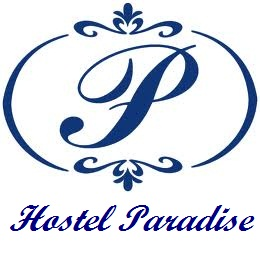 Hostel Paradise Logo