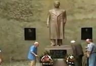 مجسمه استالین تلاوی